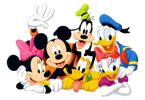 mickey-mouse-and-friends-clipart-MickeyNFriends6